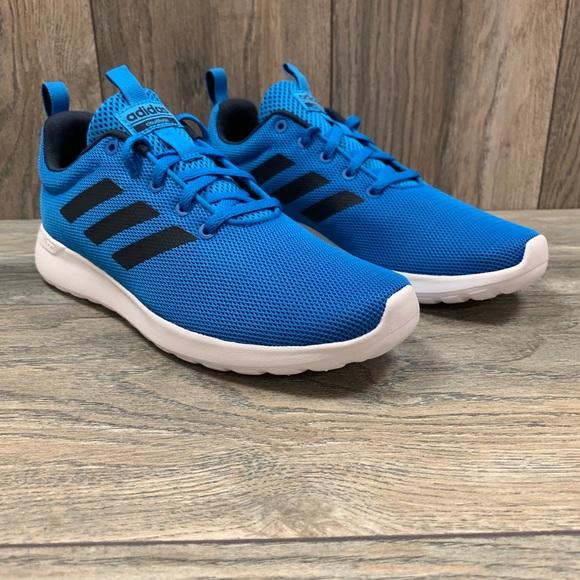 Adidas Lite Racer CLN K Blue Active Running Shoes